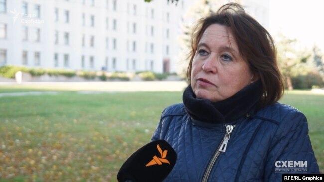 Тетяна Донченко, член громадської ради при Полтавській обласній раді
