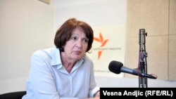 Posle prve faze prikrivanja, sada smo ušli u fazu meta-prikrivanja: Vesna Rakić Vodinelić