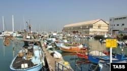 Старый порт в Яффо