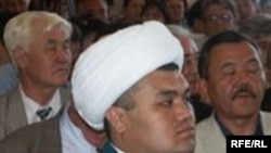 Former Kyrgyz mufti Murataaly-Hajji Juman-Uulu stepped down in April.