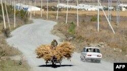 სოფელი ხურვალეთი, კონფლიქტის ზონა