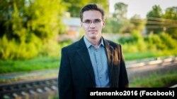 Федеральный координатор «Открытой России» Николай Артеменко