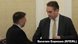 Пламен Георгиев и Данаил Кирилов