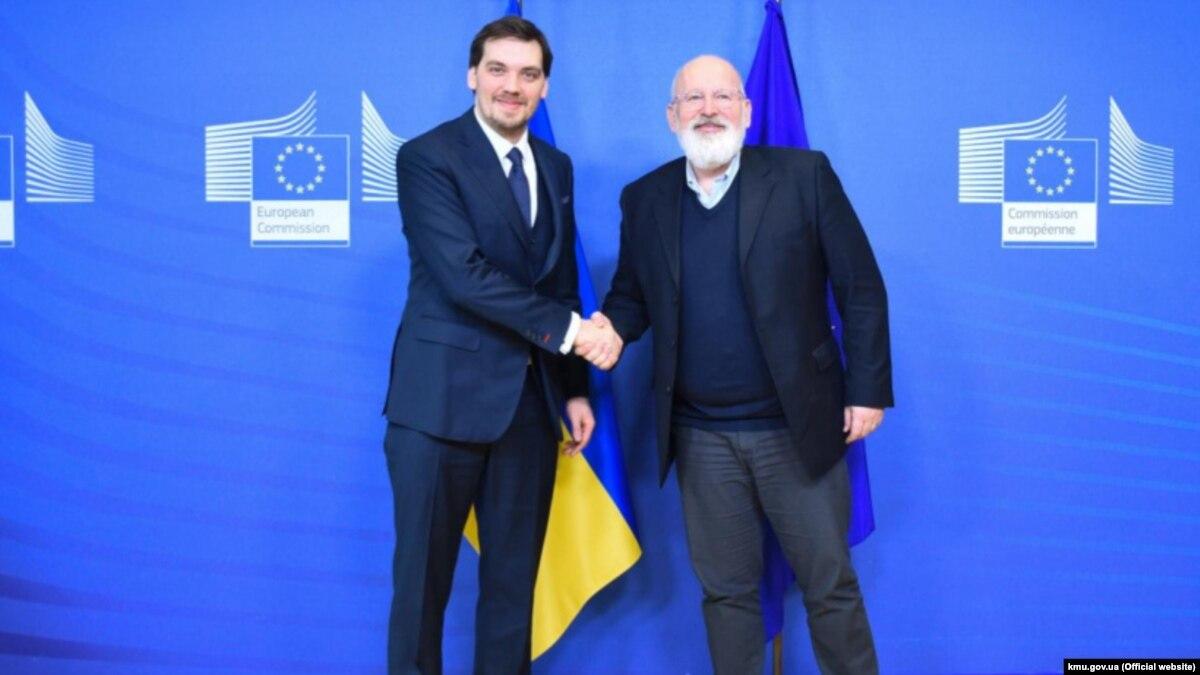 В правительстве заявили о готовности к диалогу с ЕС в рамках «зеленой сделки»