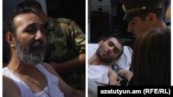 Աշոտ Պետրոսյանին և Արամ Մանուկյանին տեղափոխում են «Դատապարտյալների հիվանդանոց», 5-ը սեպտեմբերի, 2016թ․