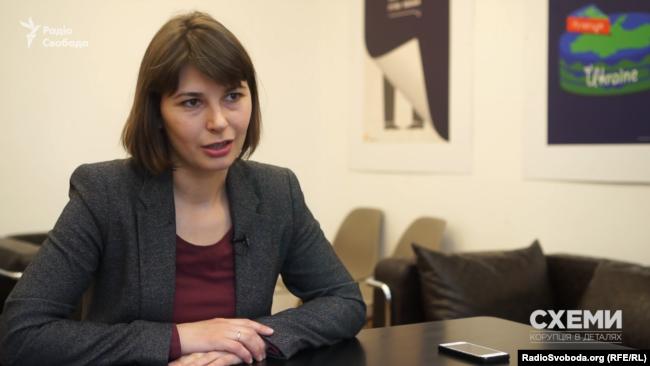 Дарія Каленюк, виконавчий директор ГО «Центр протидії корупції»