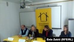Zoran Pusić, Vesna Teršelič, Dragan Markovina, Sunčica Brnardić