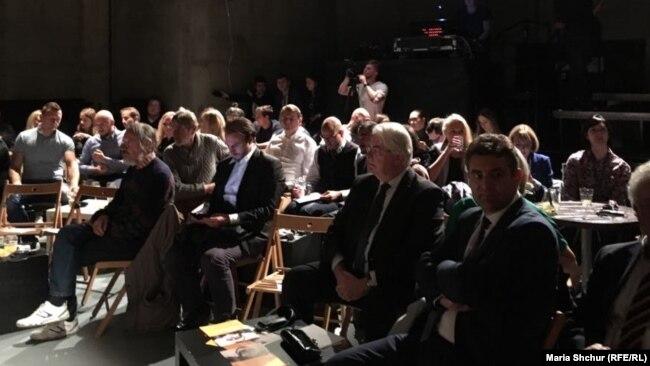 «Крим: забутий півострів?» дискусія в рамках конференції у Празі