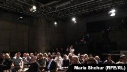 Дискуссия «Крым: забытый полуостров?» в рамках конференции в Праге