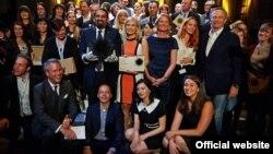 Cîștigătorii ediției 2013 ai premiilor ERSTE