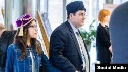 Истанбулдан Кырымтатар конгрессы генераль секретаре Намык Кемал Баяр Вильнюс очрашуында