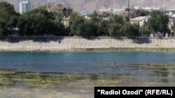 Река Сирдарья