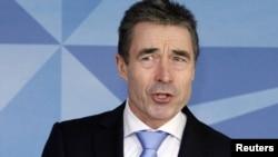 Генералниот секретар на НАТО Андерс Фог Расмусен