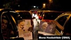 Тегеран. Ночь с 17 на 18 мая, сутки до выборов