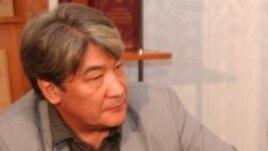 Глава Гражданского альянса Казахстана Нурлан Еримбетов. Алматы, 12 октября 2010 года.