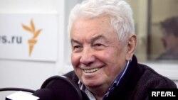 Владимир Войнович в студии Радио Свобода.