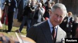 Prinţul Charles al Marii Britanii
