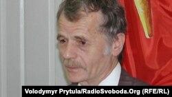 Народний депутат України, екс-голова Меджлісу кримськотатарського народу Мустафа Джемілєв
