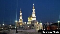 Moskvadakı Mərkəzi Məscid