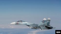 Ruski avion blizu granice Estonije