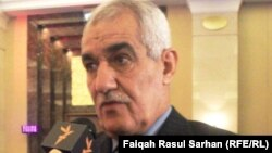 Iناجح حمود رئيس الاتحاد العراقي للكرة