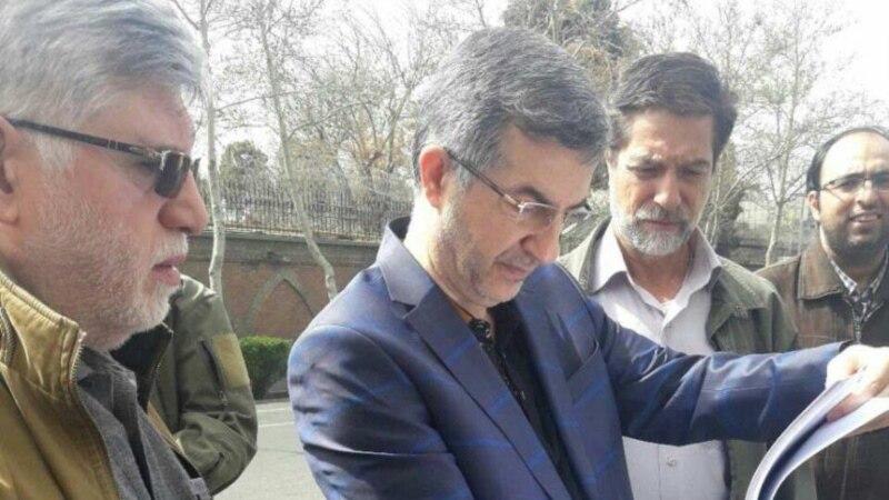 Ձերբակալվել է Իրանի նախկին փոխնախագահը