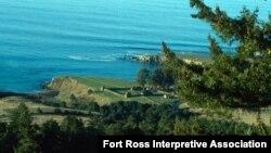 Национальный парк Форт-Росс, бывшие владения Российской империи