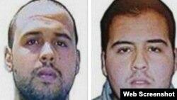 Խալիդ և Իբրահիմ Ալ Բաքրաուի եղբայրները: