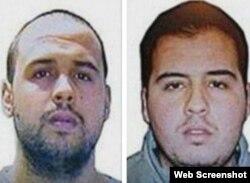 Брати Халід (Л) та Ібрагім ель-Бакрауі