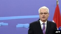 Predsjednik Hrvatske Ivo Josipović
