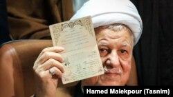 اکبر هاشمی رفسنجانی هفته گذشته در سن ۸۲ سالگی درگذشت.
