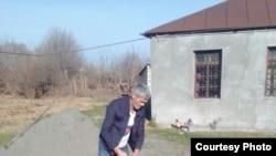Азербайджан -- село Чямянли Агдамского района