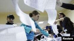 La alegerile din 28 noiembrie 2010