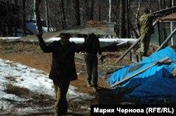 Госинспектор Листвянского лесничества Прибайкальского нацпарка Анатолий Беляев