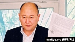 Жизнь и смерть Алтынбека Сарсенбаева
