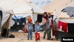 کمپ مهاجرین در یونان