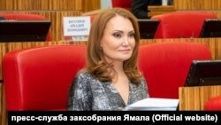Ямальский депутат Елена Лаптандер