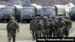 Украински војници, илустрација