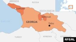 Gürcüstan və onun separatçı bölgələri