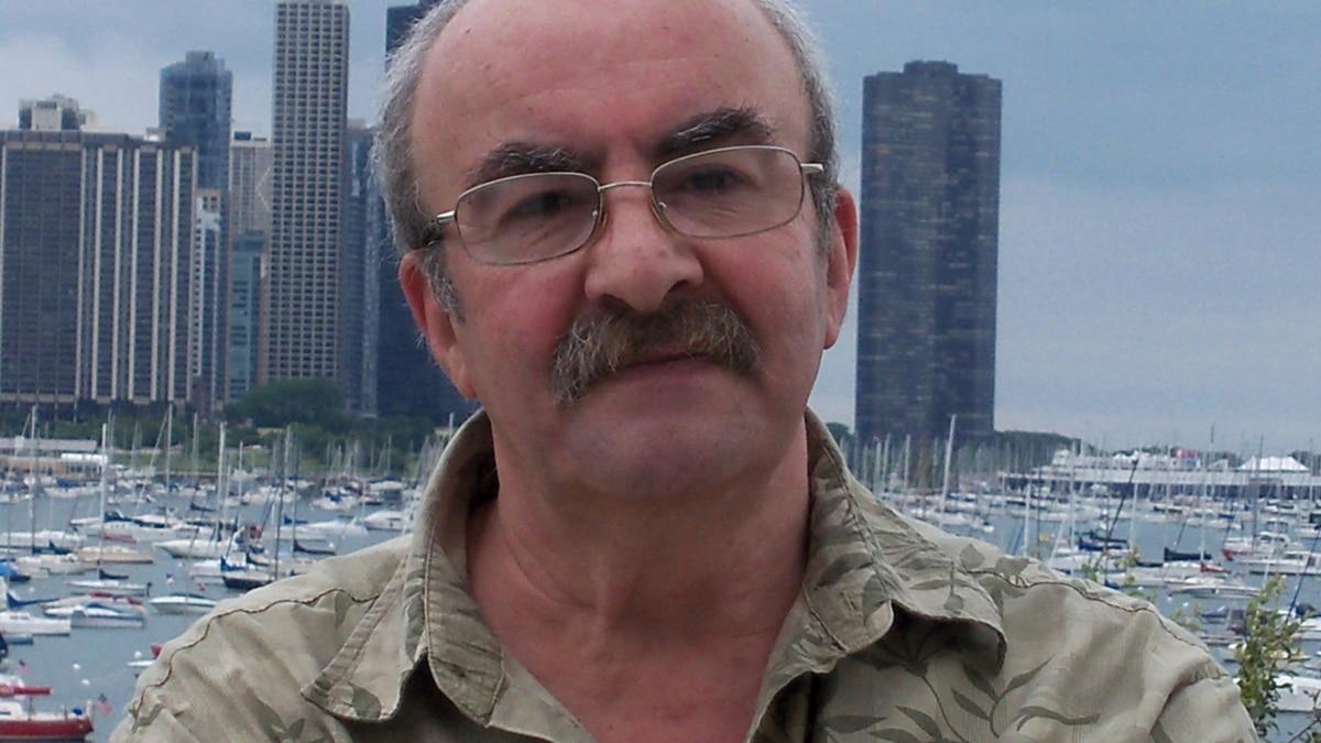 Умер украинский поэт, бывший автор Радио Свобода Моисей Фишбейн