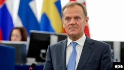 European Council President Donald Tusk (file photo)