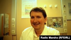 Австри -- Лерса меттахIоттош дуьххьара коьртана операци йина лор, профессор Баумгартнер, Вена, 12Оха12