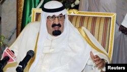 ملك السعودية عبد الله