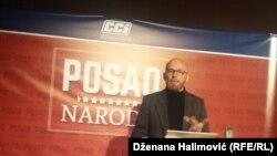 Adis Arapović: Uskoro će biti jasno čemu izazivanje kriza