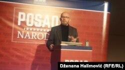 Nepriznavanjem poraza će se graditi politički kredibilitet: Adis Arapović