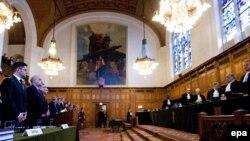 Սերբիայի հայցը քննվում է Հաագայի դատարանում, 1 դեկտեմբերի, 2009