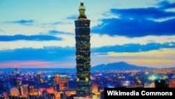 Тайвандын административдик бөлүгү.