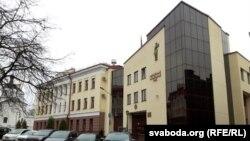 Здание суда в Витебске
