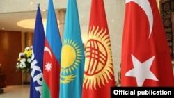 Флаги стран – участниц ССТГ. Иллюстративное фото.