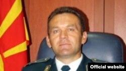 началникот на Генералштабот генерал потполковник Горанчо Котески